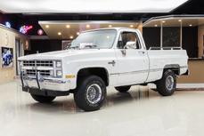 Chevrolet Silverado 1987