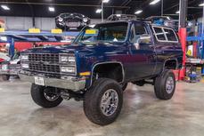 Chevrolet Blazer 1991