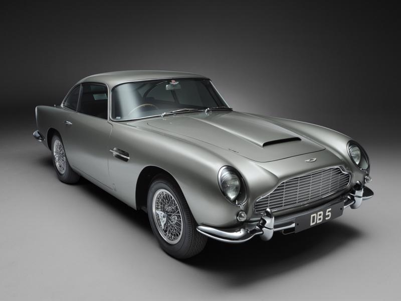 Aston Martin DB Is Listed Sold On ClassicDigest In Mayfair By - 1965 aston martin db5