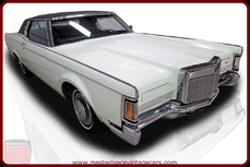 Lincoln Continental Mark IV 1970