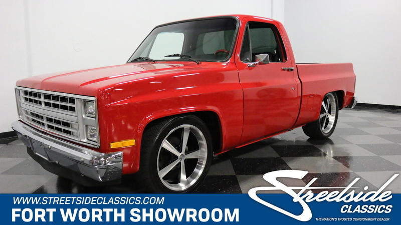 1984 Chevy Silverado >> 1984 Chevrolet C10 Is Listed For Sale On Classicdigest In Dallas Fort Worth Texas By Streetside Classics Dallas Fort Worth For 31995