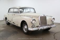 Mercedes-Benz 300D w123 1960