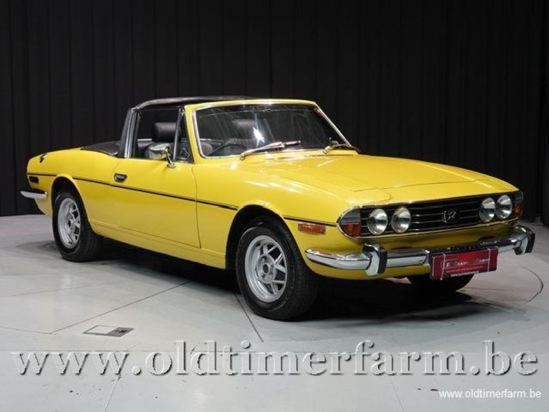 1976 Triumph Stag Is Listed Till Salu On Classicdigest In Aalter By