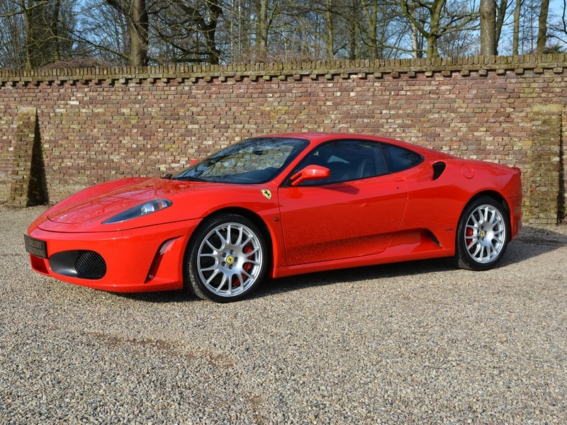 2006 Ferrari F430 Is Listed Sold On Classicdigest In Brummen