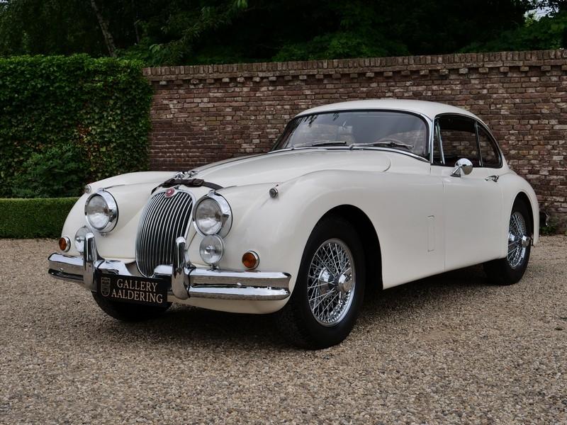 Jaguar E Type Xke 1960
