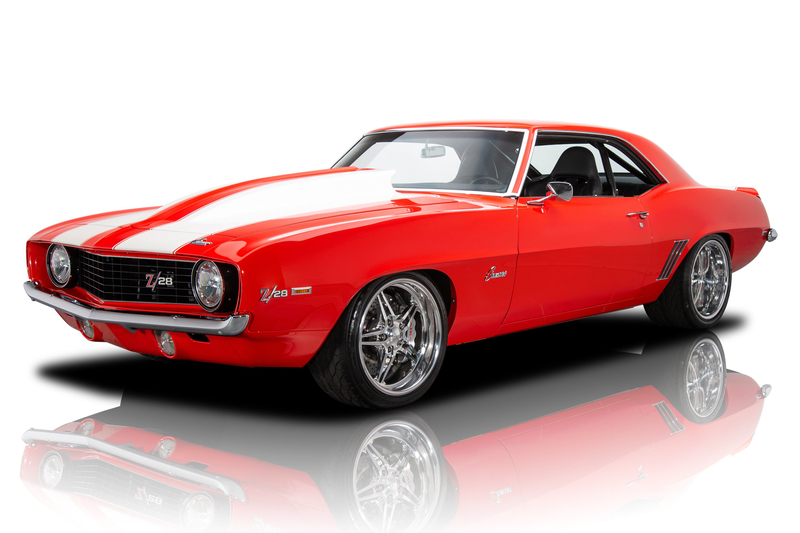 1969 Chevrolet Camaro Is Listed Till Salu On Classicdigest In