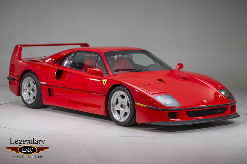 1992 Ferrari F40 Is Listed Verkauft On Classicdigest In Halton Hills By Legendary Motorcar For Preis Nicht Verfügbar Classicdigest Com