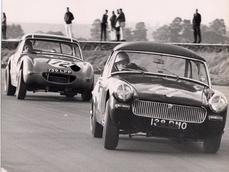 MG Midget 1963