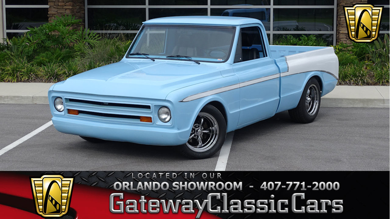 1968 Chevrolet C10 Is Listed For Sale On Classicdigest In Lake Mary