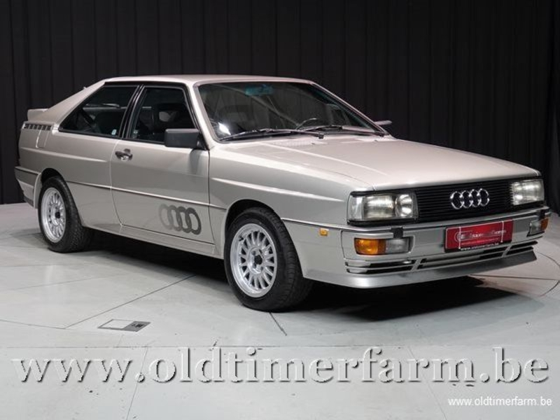 Audi Quattro Is Listed For Sale On ClassicDigest In Aalter By - Audi quattro coupe for sale
