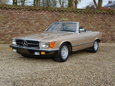 Mercedes-Benz 280SL w113 1983