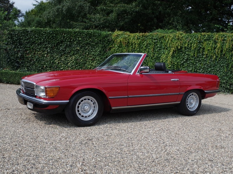 Mercedes Sl500 For Sale >> 1985 Mercedes Benz 500sl W107 Is Listed For Sale On Classicdigest In Brummen By The Gallery For 49950