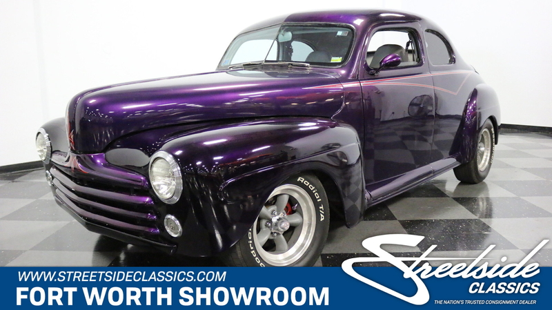 1946 ford coupe is listed till salu on classicdigest in dallas