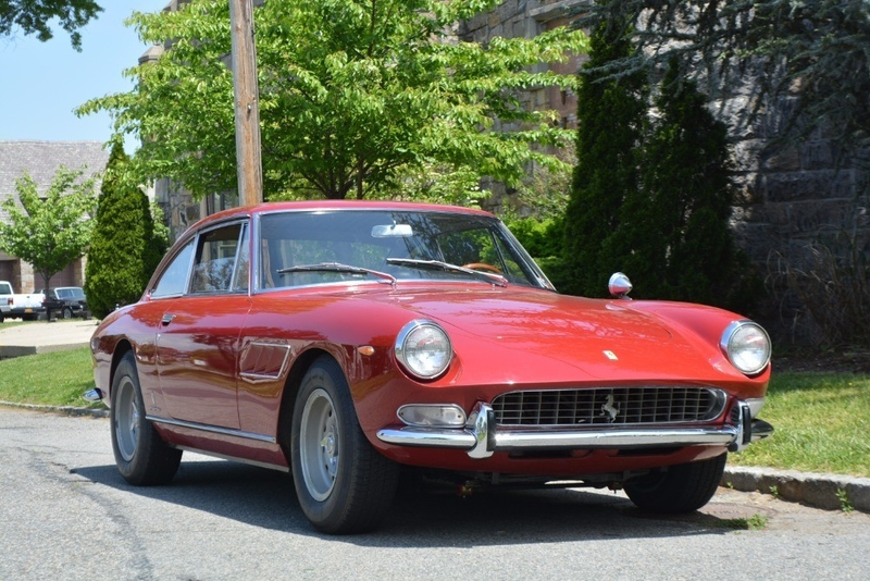 1967 Ferrari 330 Gt Is Listed Zu Verkaufen On Classicdigest In New York By Gullwing Motor Cars For 325000 Classicdigest Com