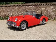Triumph TR3 1960