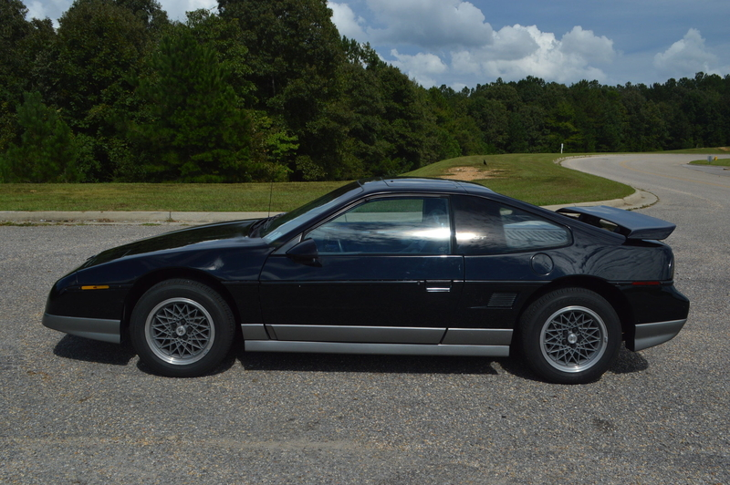1987 Pontiac Fiero Is Listed For Sale On ClassicDigest In Alabaster