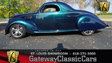 Lincoln Zephyr 1937