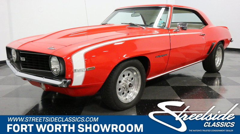 1969 Chevrolet Camaro is listed Till salu on ClassicDigest in Dallas / Fort  Worth, Texas by Streetside Classics - Dallas/Fort Worth for $54995