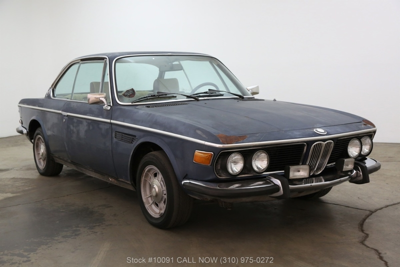 Bmw 3 0 Cs For Sale >> 1972 Bmw 3 0cs E9 Is Listed Sold On Classicdigest In Los