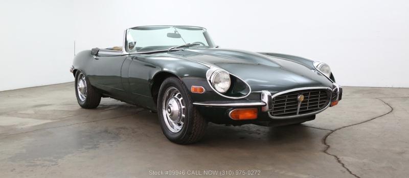 Jaguar E Type XKE 1972