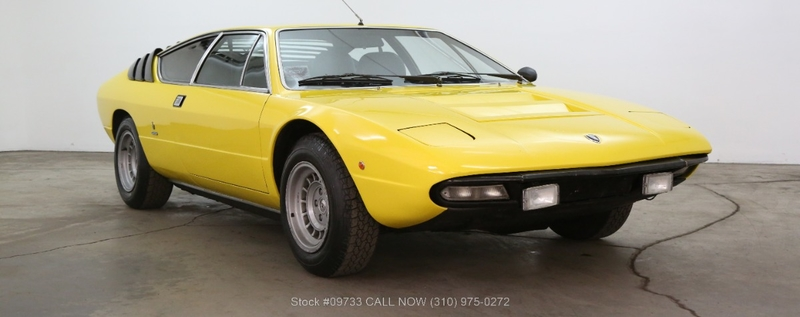 1973 Lamborghini Urraco Is Listed For Sale On Classicdigest In Los
