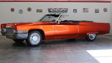 Cadillac De Ville 1970