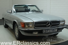 Mercedes-Benz 280SL w113 1978