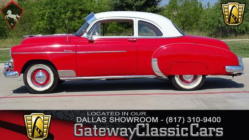 Chevrolet Deluxe 1950