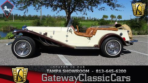"Gazelle ""Mercedes"" Replica 1929"