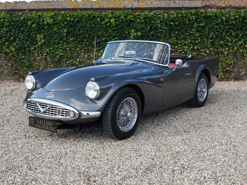 1963 Daimler SP 250 is listed Sold on ClicDigest in ... on