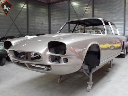 Maserati Quattroporte 1968