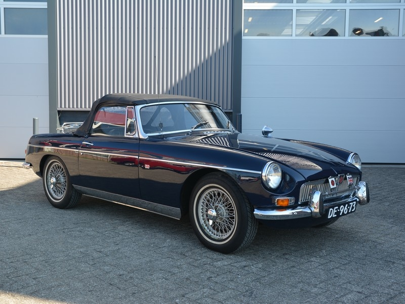 1967 MG MGB is listed Sold on ClassicDigest in Brummen by