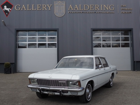 Opel Admiral 1972