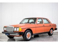 Mercedes-Benz 300D w123 1977