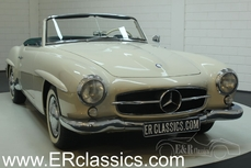 Mercedes-Benz 190SL 1961