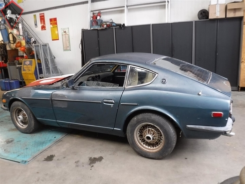 Datsun Other 1972