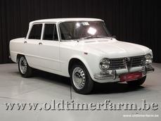 Till salu Alfa Romeo Giulia 1967