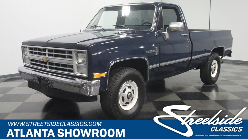 1987 Chevrolet C20 Is Listed For Sale On Classicdigest In Atlanta Georgia By Streetside Classics Atlanta For 24995