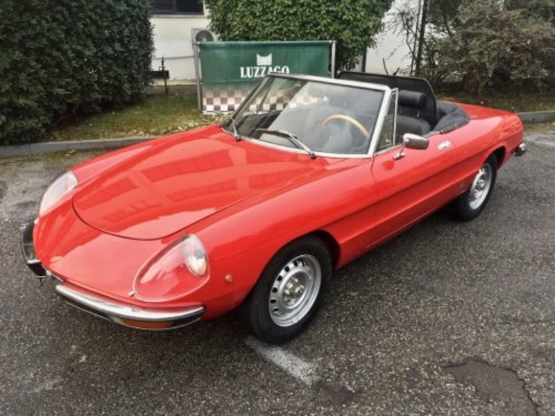 Alfa Romeo Spider Is Listed For Sale On ClassicDigest In - 1977 alfa romeo spider for sale