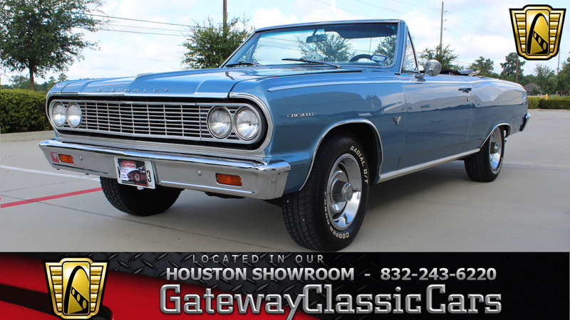 1964 Chevrolet Malibu Is Listed Zu Verkaufen On Classicdigest In Houston By Gateway Classic Cars Houston For 36000