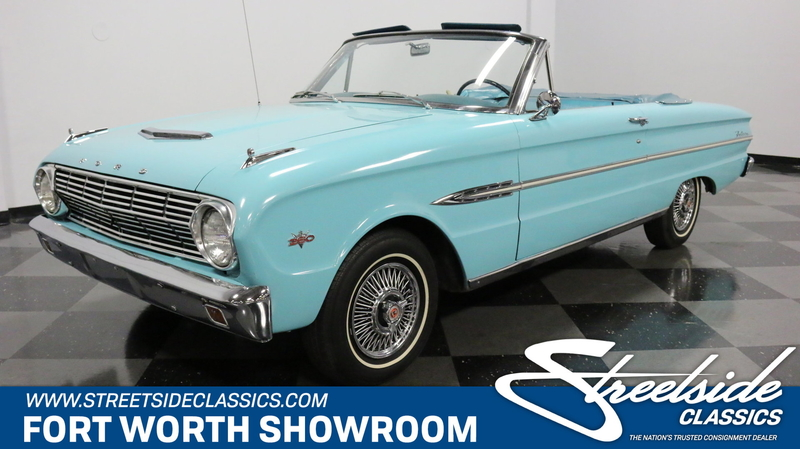 1963 Ford Falcon Is Listed Sold On Classicdigest In Fort Worth By Streetside Classics For 25995 Classicdigest Com