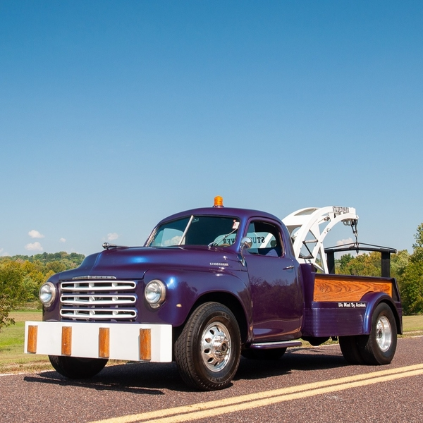 1953 Studebaker Pick Up is listed Verkauft on ClassicDigest in