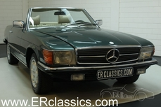 Mercedes-Benz 350SL w107 1979
