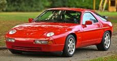 Porsche 928 1989