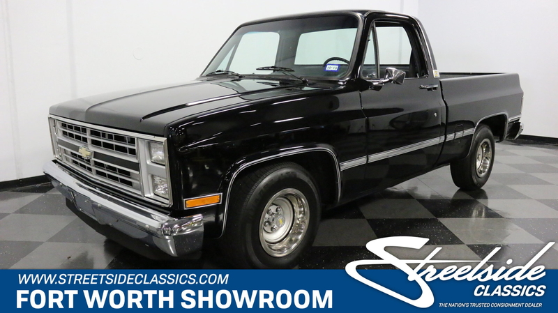 1984 Chevy Silverado >> 1984 Chevrolet C10 Is Listed For Sale On Classicdigest In Dallas Fort Worth Texas By Streetside Classics Dallas Fort Worth For 26995