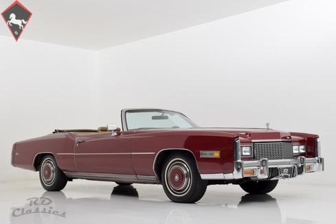 Cadillac Eldorado 1976