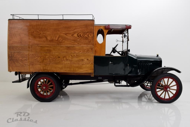 1920 ford model t is listed zu verkaufen on classicdigest. Black Bedroom Furniture Sets. Home Design Ideas