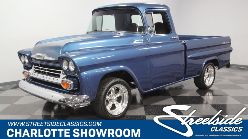 1958 Chevy Apache For Sale >> 1958 Chevrolet Apache Is Listed For Sale On Classicdigest In Charlotte North Carolina By Streetside Classics Charlotte For 39995