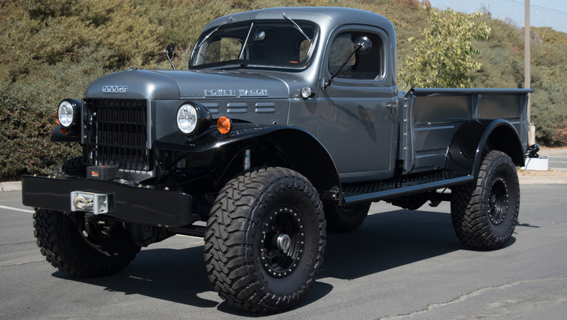 Dodge Power Wagon For Sale >> 1952 Dodge Power Wagon Is Listed Sold On Classicdigest In