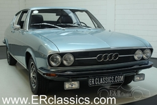 Audi 100 1972